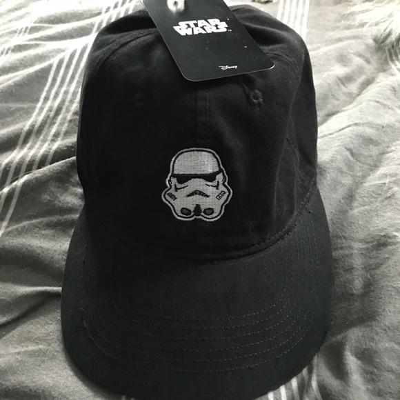 d9e6857029d NWT Star Wars Storm Trooper Dad Hat