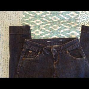 Miss Sixty Binky style 26x32 skinny dark jeans
