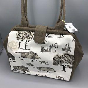 Victoria Horner Charlottesville Boar bag NEW.BIN21