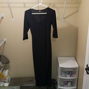 Alloy Black Dress