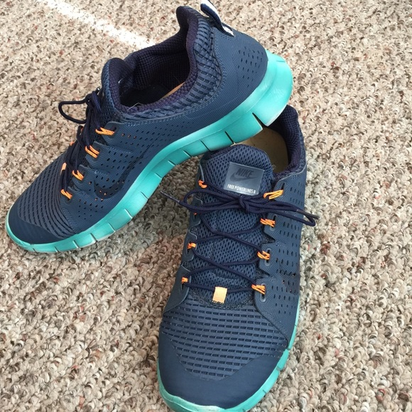 Nike free powerlines + shoes men size13