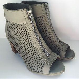 Rockport Cutout Boot Heels