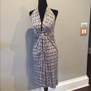 Sisley sleeveless dress