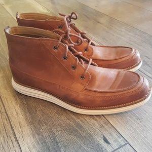 0d2f59e6462 Cole Haan Shoes - Mens Cole Haan Original Grand Os Moc Boot 8.5