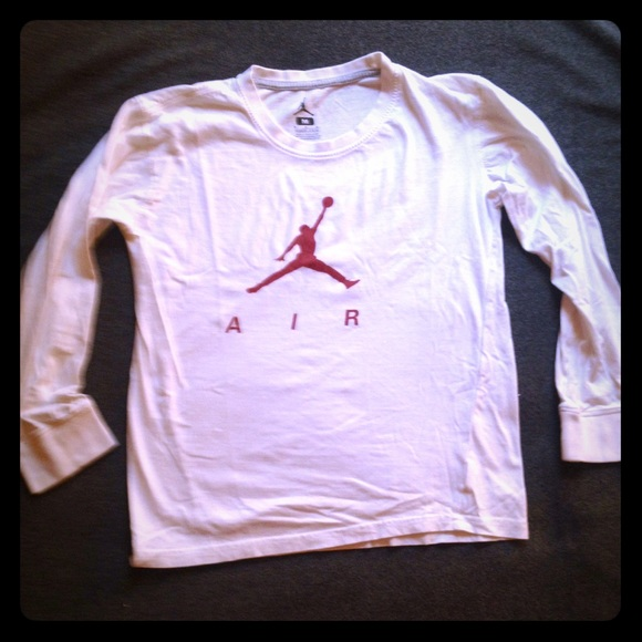 f2e9e7955f69 Jordan Other - Air Jordan Long Sleeve T-Shirt