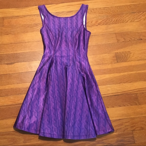 best place sleek best sell Girls Zara Terez Purple dress