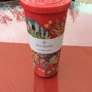 Other - Vera Bradley 24 oz tumbler new with tags