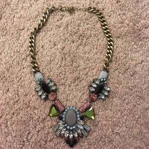 Jewelry - Intricate Rhinestone Necklace