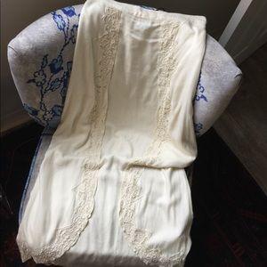 Cleobella embellished skirt