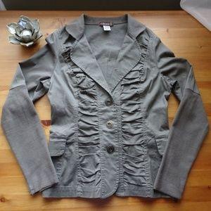 XCVI 3 Button Jacket