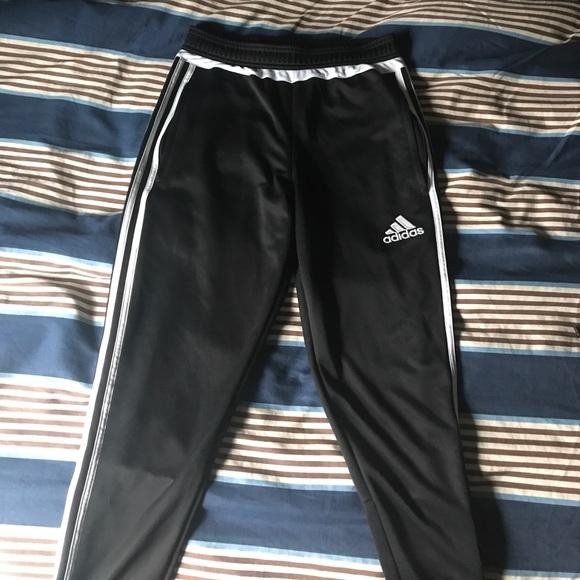Adidas pantaloni tiro formazione poshmark 15