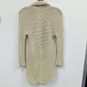 CAbi Sweaters - CAbi Tan Sweater Sz. S
