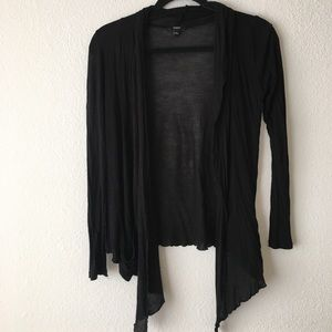 Boutique Black Cardi