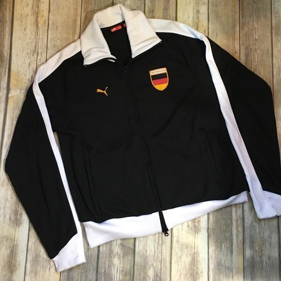 Puma Deutschland Track Jacket