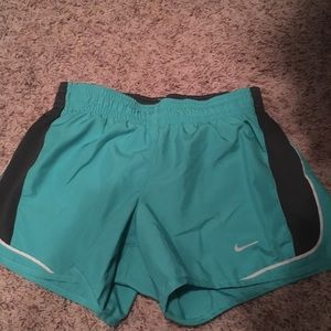 Nike xsmall running/workout shorts