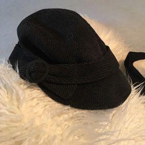 Eugenia Kim Newsboy Hat Cap wool 💯