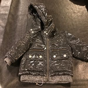 Elsy baby Italy puffer kids down jacket