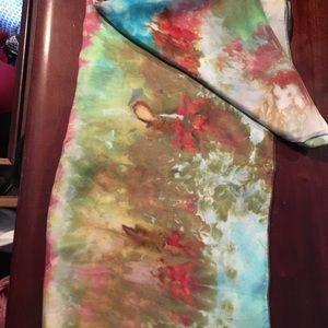 Beautiful silk scarf!