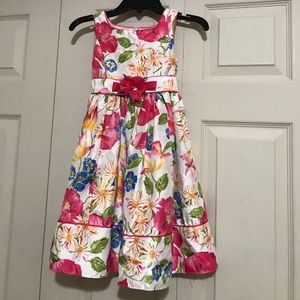 Other - Flower dress for girl, size 5