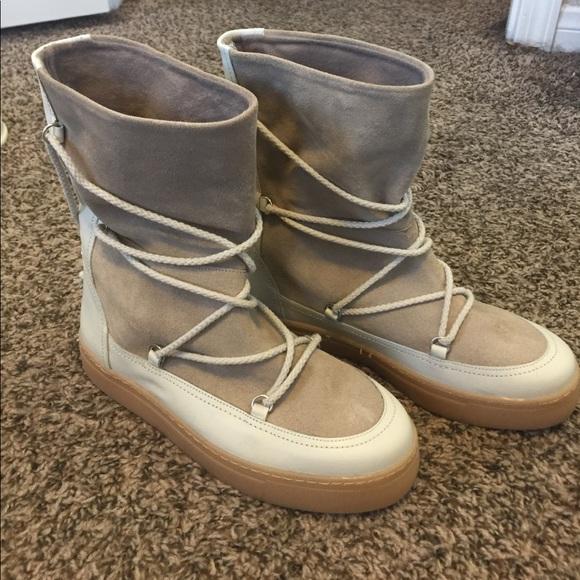 8d394a0e2eda4 Brand New Zara Winter Boots