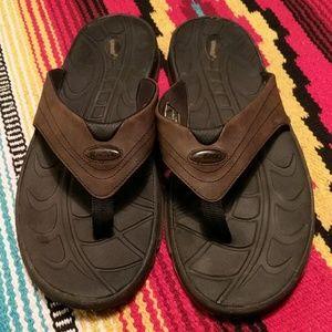 Men's Speedo flip flops