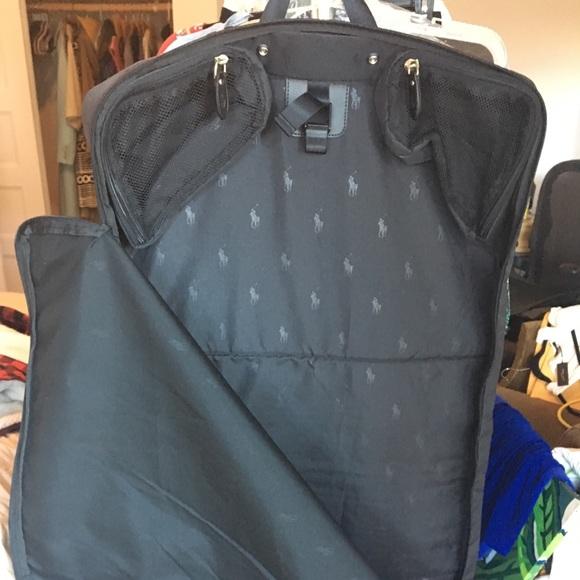 0f5a7b2513f2 Ralph Lauren garment bag. M 59efc5fdd14d7b81850204f4