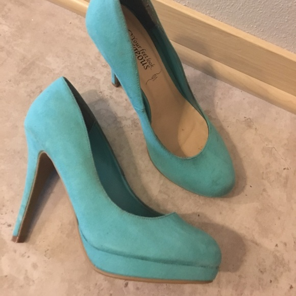 Shoes tiffany blue heels poshmark m59efc668bcd4a7283c0210d6 junglespirit Image collections
