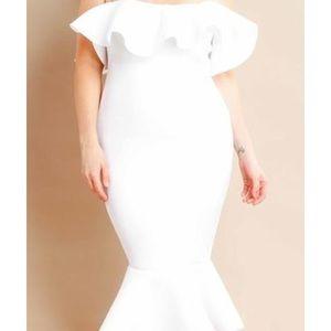 Plus size tub dress