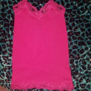 Adjustable Lace Cami