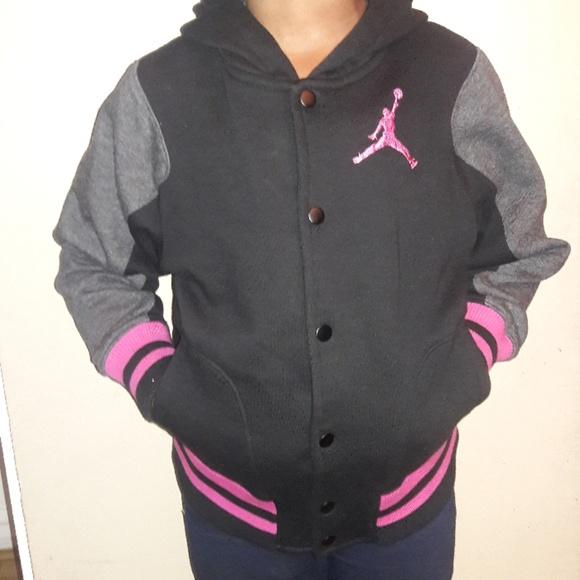Adorable Girls Jordan Jacket