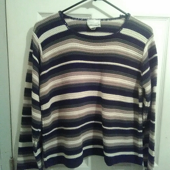 Fashion Bug Knitted Sweater
