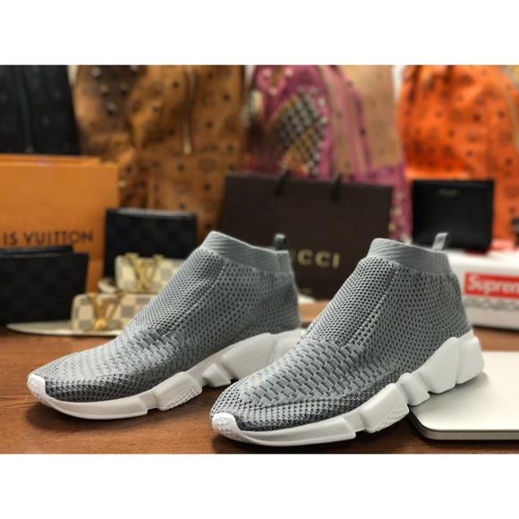 e13bdca9317b 6379f 821f7  sale mens tyga speed runner sneakers in boost grey 3e60f 923c8