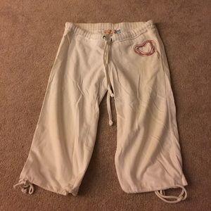 Foxy cropped pants