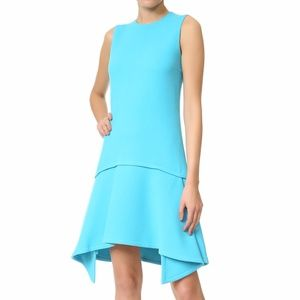Victoria Beckham Blue, Ice Blue Not Target! Draped