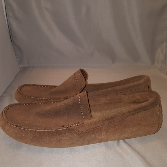 11ce9b9fc33 Men's UGG Henrick Slip-on Shoes Size-11.5 Brown