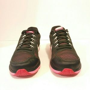 Nike Shoes - Womens NIKE DUAL FUSION RUN 3 Anthracite Running