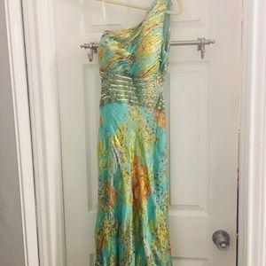 Betsy & Adam Prom Dress Size 4