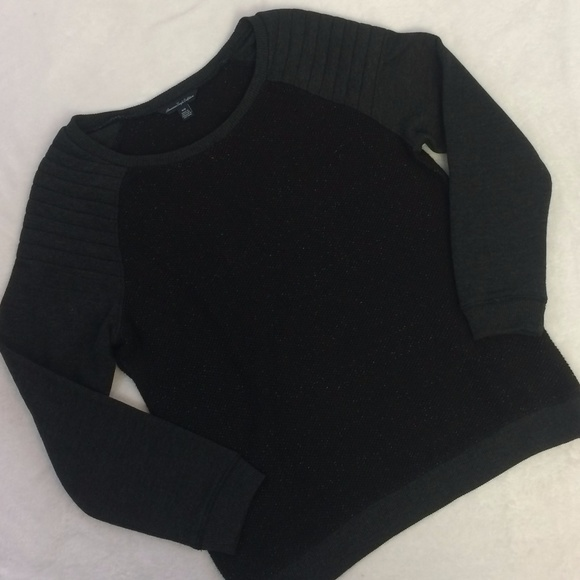 72% off American Eagle Outfitters Sweaters - [AEO] Charcoal Dark ...