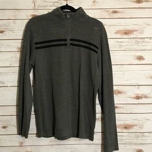 Old navy zipper sweater- Medium