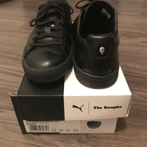 2a59df0b6ee Black Sneakers The Kooples x Puma. M_59efe1ea41b4e0d426029a81
