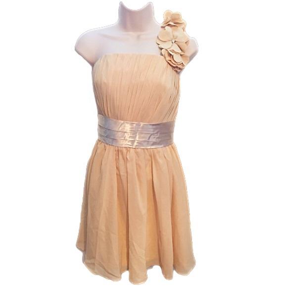 Jjs House Dresses Pastel Yellow Formal Dress 12 Poshmark