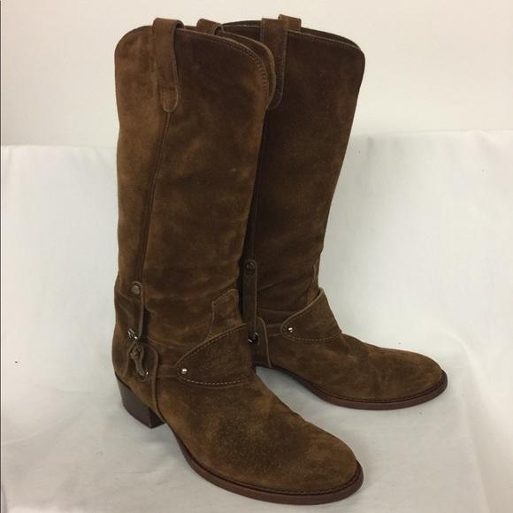 34adb54c2e0 PRICE DROP⬇️ Ralph Lauren Collection Western Boots