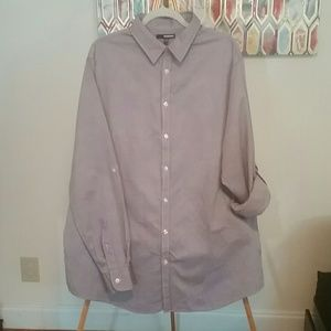 Big & Tall! Men's Button Down Shirt