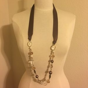 Stella & Dot Necklace and Free Earrings