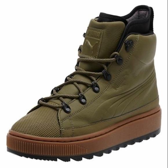 cbc681a3c1db Boots. NWT. Puma