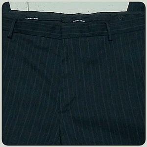 Calvin Klein Pants - Men's Calvin Klein Dress Pinstripe Slacks 38/30