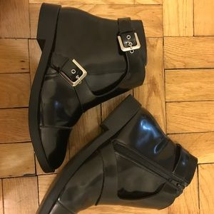 Leather Zara Boots