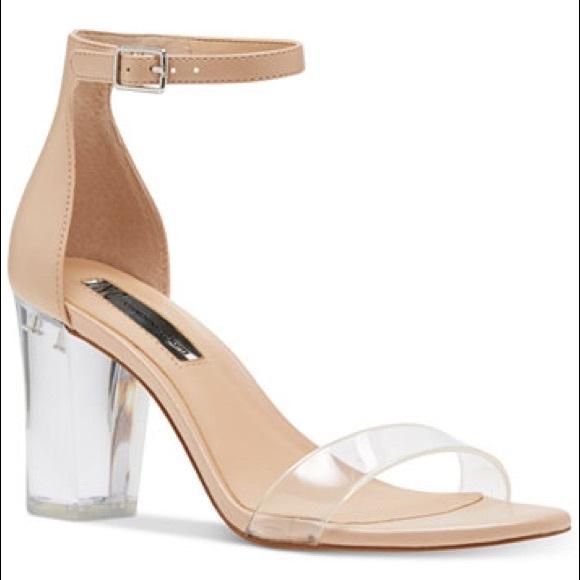 5bc232327923 INC International Concepts Shoes - INC International Concepts Kivah Block  Heel
