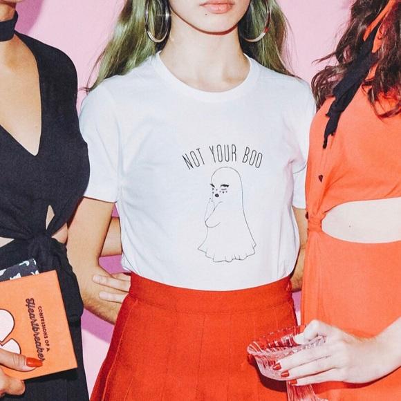 ce0e3b1e4 Zara Tops | Valfr Not Your Boo Tshirt | Poshmark