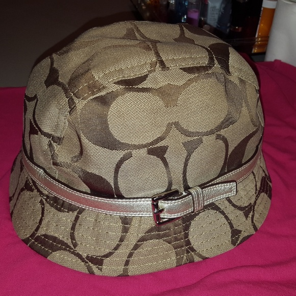 830271e0b5d Coach Accessories - women s coach hat